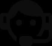 Customer Service & Support icon